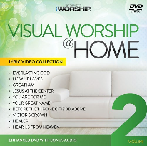 Iworship @home vol.2 (DVD-rom)