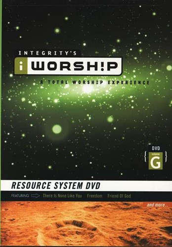 Iworship resource system g (DVD-rom)