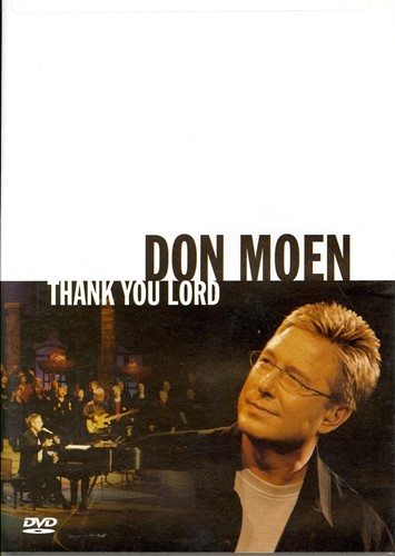 Thank you Lord DVD (DVD)