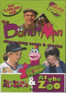Donut all stars & at the zoo (DVD)