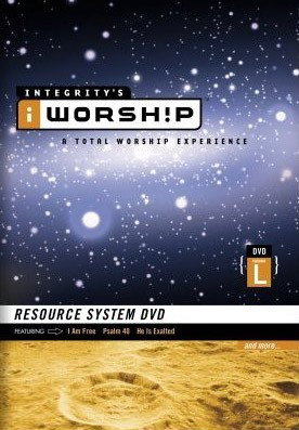 Iworship resource system l (DVD-rom)