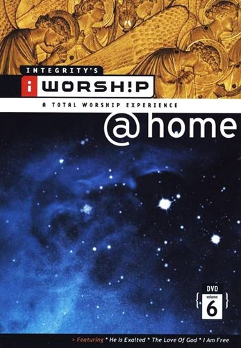 Iworship @home vol.6 (DVD-rom)