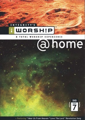 Iworship @home vol.7 (DVD-rom)