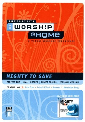 Iworship @home vol.8 (DVD-rom)
