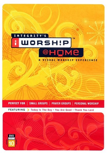 Iworship @home vol.10 (DVD-rom)