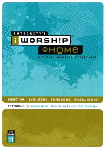 Iworship @home vol.11 (DVD-rom)