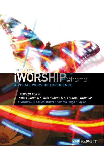 Iworship @home vol.12 (DVD-rom)