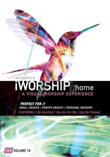 Iworship @home vol.14 (DVD-rom)