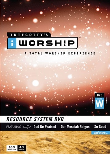 Iworship resource system w (DVD-rom)