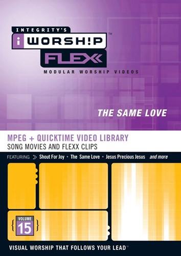 Iworship flexx 15 (DVD-rom)
