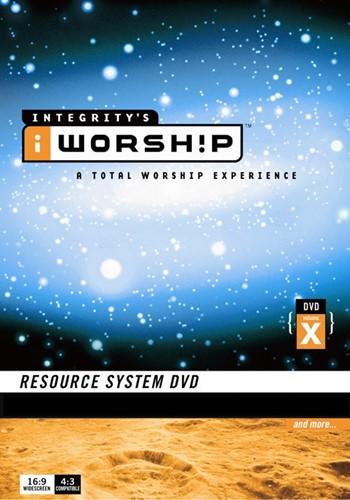 Iworship resource system x (DVD-rom)