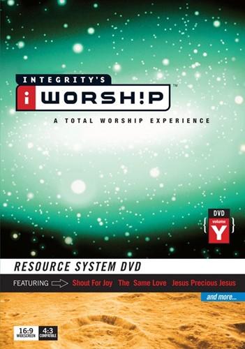 Iworship resource system y (DVD-rom)