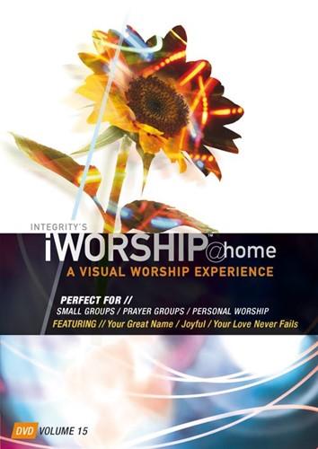 Iworship @home vol.15 (DVD-rom)
