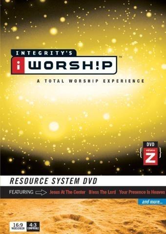 Iworship resource system z (DVD-rom)