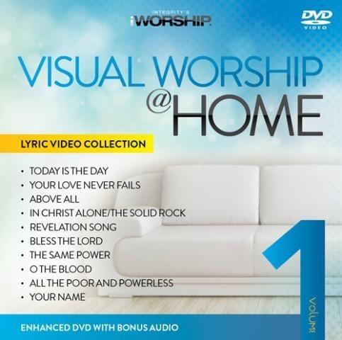 Visual worship @home vol 1 (DVD-rom)