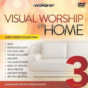 Visual worship @home vol 3 (DVD-rom)