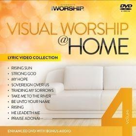 Visual worship @home vol 4 (DVD-rom)