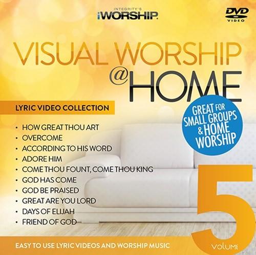 Visual worship @home vol 5 (DVD-rom)