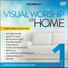 Visual worship @home vol 6 (DVD-rom)