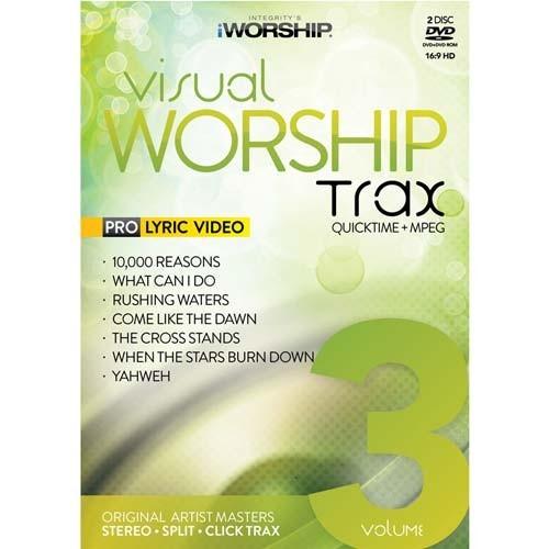 Visual worship trax vol 3 (DVD-rom)