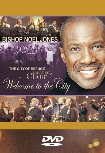Welcome to the city dvd (DVD)