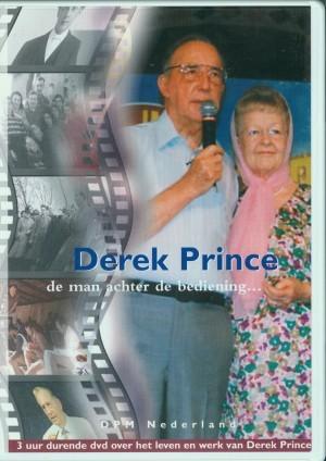 Derek Prince man achter de bediening DVD (DVD)
