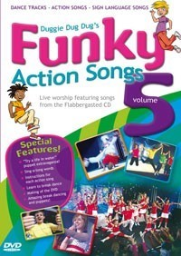 Funky action songs vol 5 (DVD)