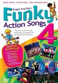 Funky action songs vol 4 (DVD)