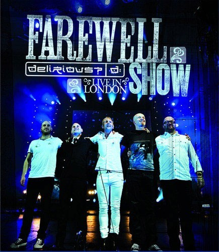 Farewell show: live in london (Bluray)