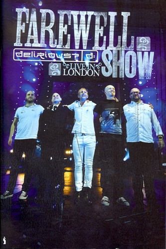 Farewell show: live in london (DVD)