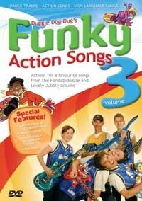Funky action songs vol 3 (DVD)