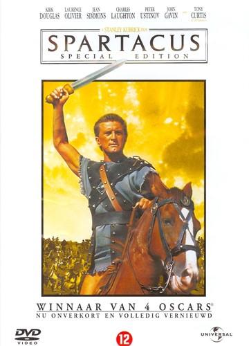 Spartacus, special edition (DVD)