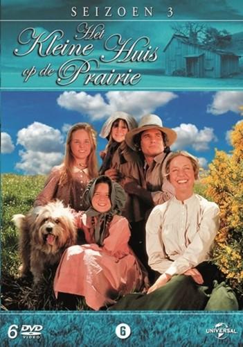 Kleine Huis Op De Prairie, Seizoen 3 (DVD)