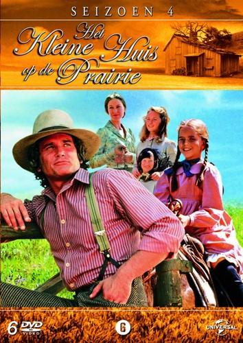 Kleine Huis Op De Prairie, Seizoen 4 (DVD)