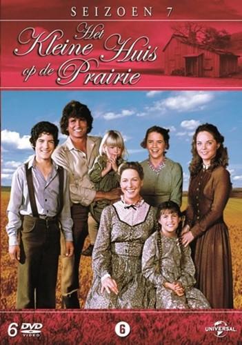 Kleine Huis Op De Prairie, Seizoen 7 (DVD)