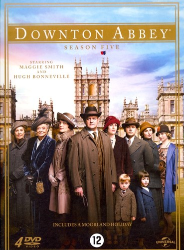 Downton Abbey Seizoen 5 (DVD)