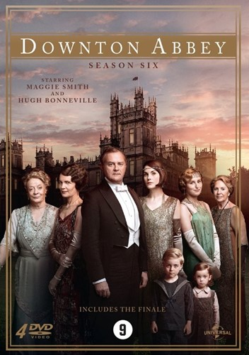 Downton Abbey Seizoen 6 (DVD)