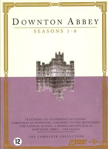 Downton Abbey Seizoen 1 t/m 6 (DVD)