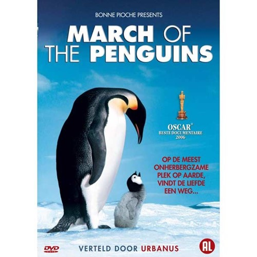 March Of The Pinguins (DVD)