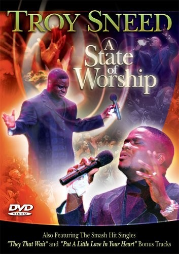 A State of worship (DVD)