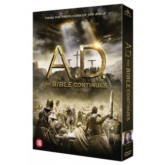 A.D.: The Bible Continues (DVD)