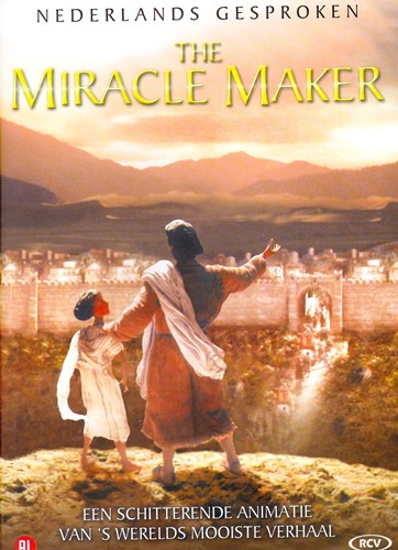 Miracle Maker, The (DVD)