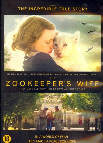 Zookeepers Wife, The (DVD)