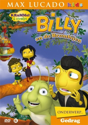 Krummel (Max Lucado) - Billy en de Bromb (DVD)