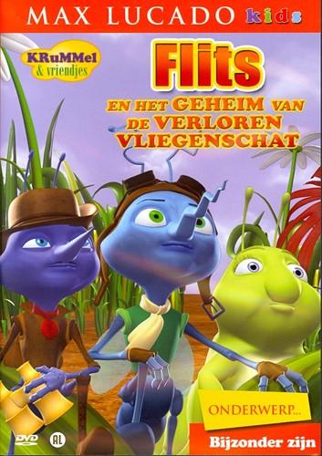 Krummel (Max Lucado) - Flits en het Gehe (DVD)