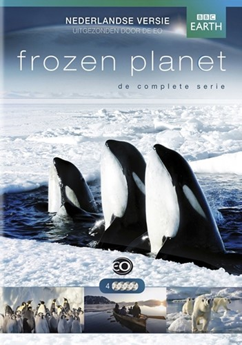 Frozen Planet (EO-BBC Earth DVD) (DVD)