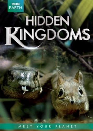 Hidden Kingdoms (BBC Earth DVD) (DVD)