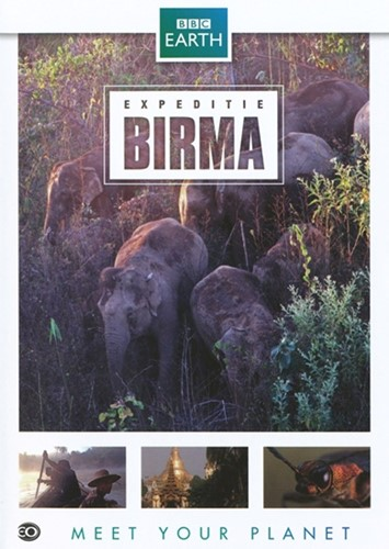 Expeditie Birma (EO-BBC Earth DVD) (DVD)