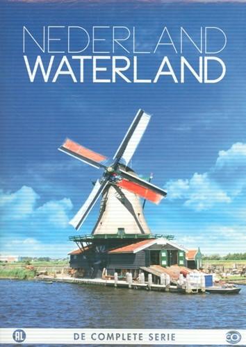 Nederland Waterland met alle vaarroutes (DVD)