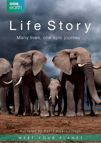 Life Story - BBC Earth (DVD)
